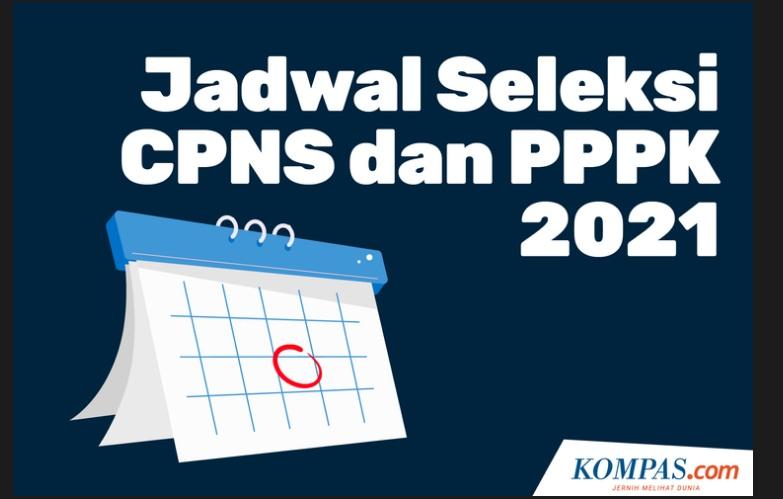 Informasi RESMI  dari Kemendikbud Jadwal Tes PPPK 2021 hingga Jadwal Tes