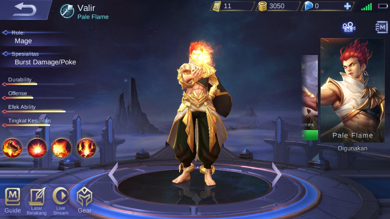 Keren Banget Mobile Legends Ada Fitur Baru Live Wallpaper Hero 1