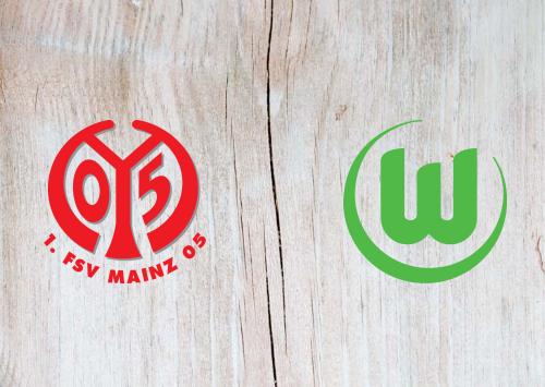 Mainz 05 vs Wolfsburg -Highlights 19 January 2021