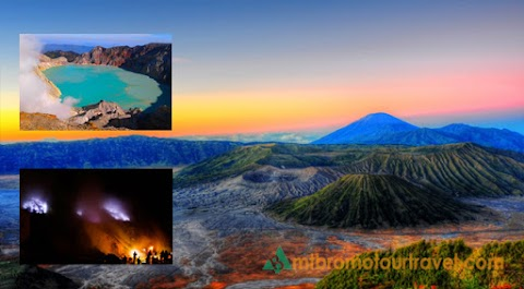 Mt Bromo Ijen Tour Package 4 days