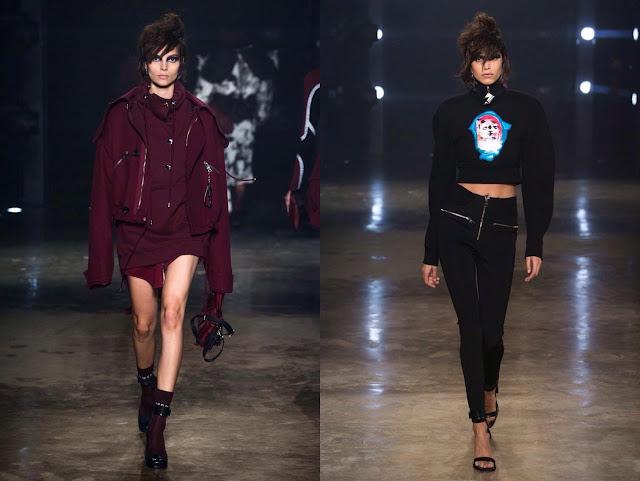 Versus Versace, Margaret Howell & Yeezy