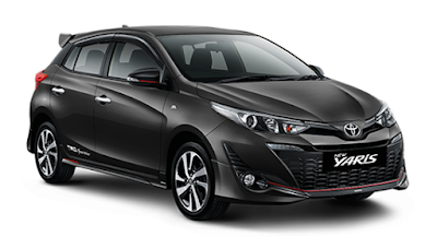Toyota Yaris Sporty Hatchback Kegemaran Anak Muda, Simak Harga dan Spesifikasinya