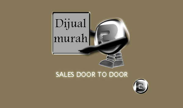 Pengalaman Kerja Sales Door To Door atau Canvasing