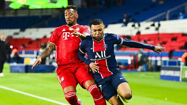 PSG knocks out Bayern on away goals to reach Champions League semi-finals