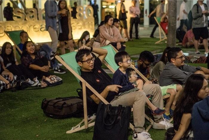 Singapore Arts Week 2018