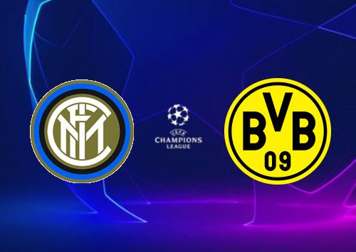 Inter Milan vs Borussia Dortmund -Highlights 23 October 2019