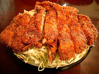 ソースカツ丼 / よしのや食堂 (会津若松市)