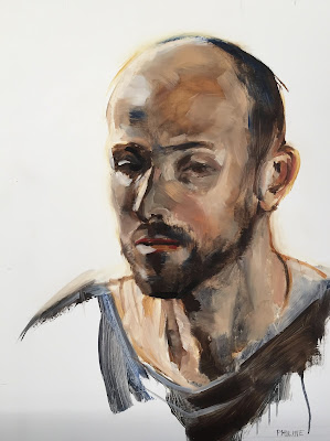 painting by Philine van der Vegte