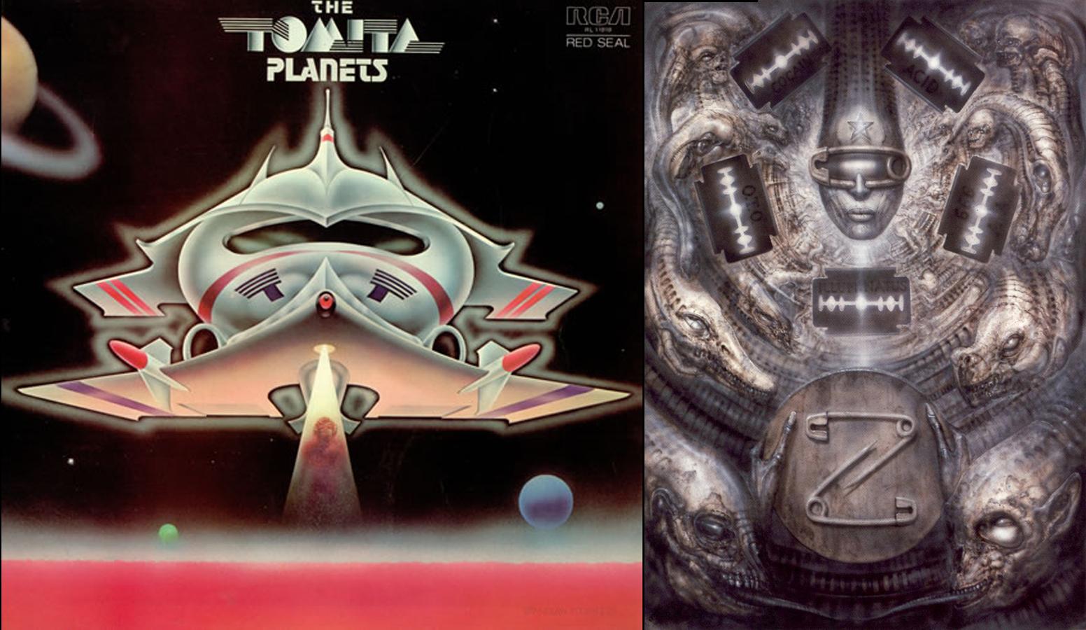 the tomita planets - photo #18