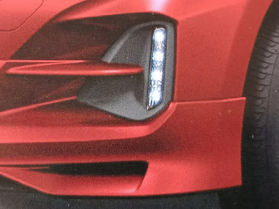 Gambar Fitur Exterior Datsun All New GO T Active