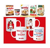 Concorso Nutella e Kinder : vinci 2500 Kit con 4 tazze Avatar personalizzate