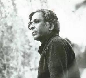 The last of the 'big three' is Raja Rao. Close contemporary with Mulk Raj Anand and R.K. Narayan.
