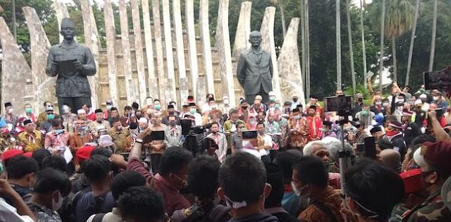 Gde Siriana: Rezim Jokowi Kehabisan Stok Jualan Gombal, Reaksi Pada KAMI Tidak Rasional!