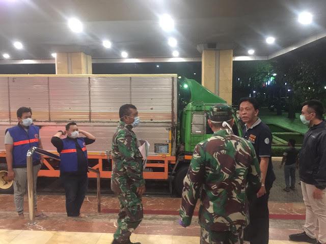 TNI Distribusikan 100 Ribu Alat Pelindung Diri ke Wilayah Skala Prioritas