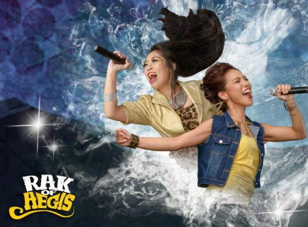 Rak of Aegis: Love, Joy, Music, and Life Amidst the Storm