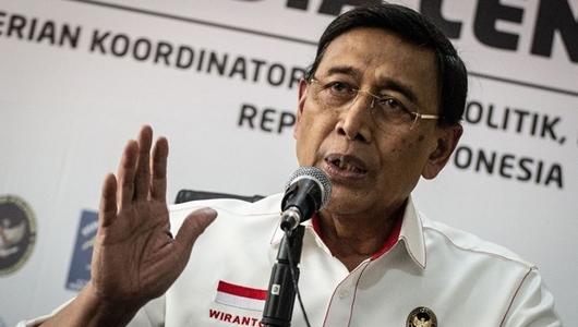 Gelar Aksi Jelang Putusan MK, Wiranto: Kalau Buat Rusuh akan Saya Cari