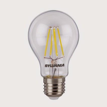 Arredo e design toledo filament di sylvania stesso for Nuove lampadine led