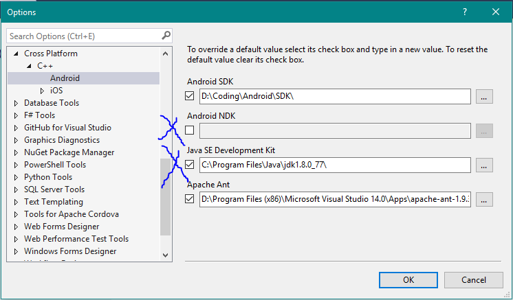 Technology Distillate: Android and Visual Studio 2015, THE FIX!