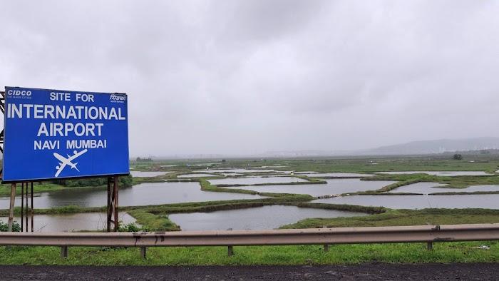 नवी मुंबई: विमानतळाच्या कामास गती देण्यासाठी सिडकोला सरकार सांगते - Navi Mumbai International Airport News