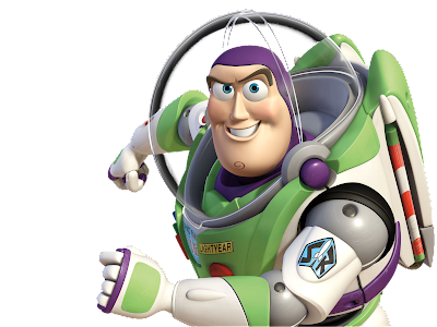 buzz lightyear  Toy story para imprimir