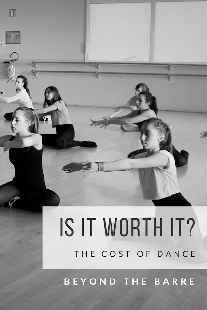 dance, cost, pricey, expensive, ballet
