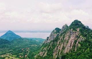 Gunung Bongkok Purwakarta Menjadi Destinasi Menarik Bagi Wisatawan