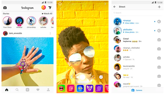 Aplikasi Instagram Mod Versi Terbaru Download Foto Video Langsung