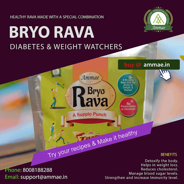 Multi recipe Bryo Rava