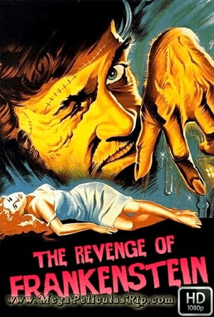 La Revancha De Frankenstein [1080p] [Latino-Ingles] [MEGA]