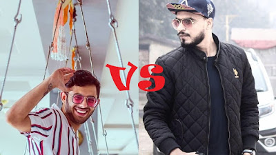 CarryMinati vs Amit Bhadana: Race for 20 Millon Subscribers