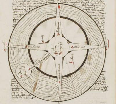 un manuscrito describe el fin del mundo