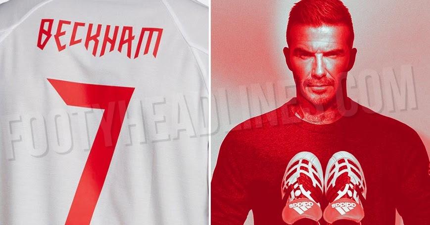 Adidas Predator David Beckham 2019 Jersey & Collection ...