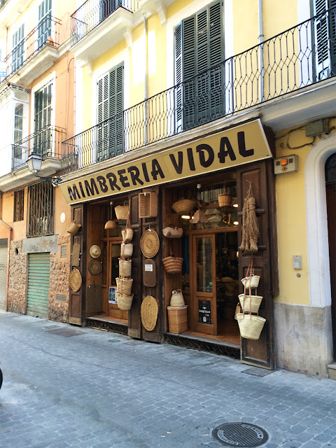 Korbtasche Mallorca