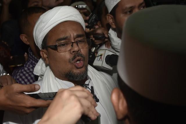 Komnas HAM Akan Segera Periksa Rizieq Shihab di Arab