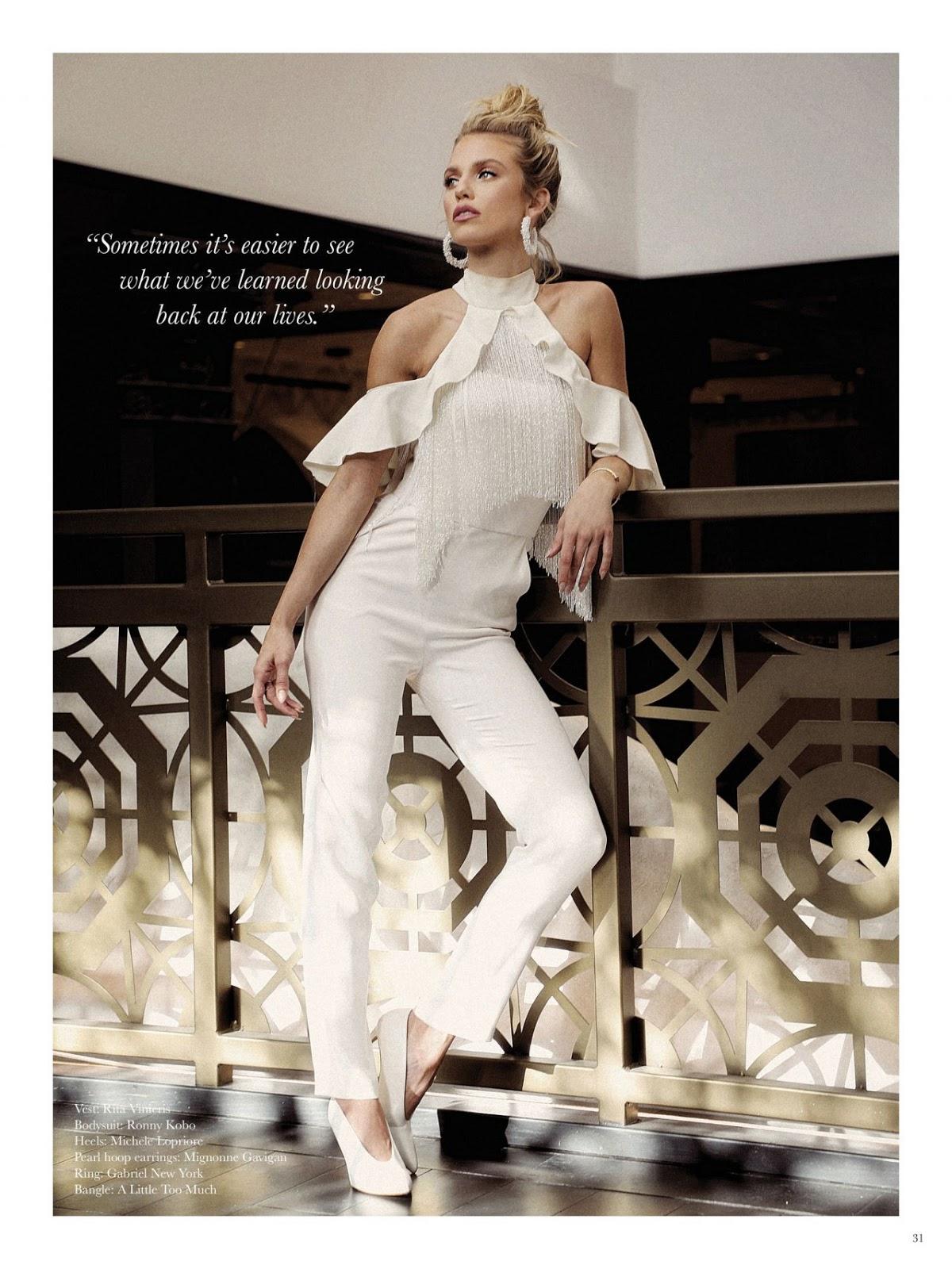 AnnaLynne McCord – BODE Magazine February 2020 Issue