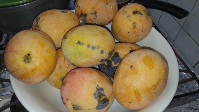 Batida de Mangos