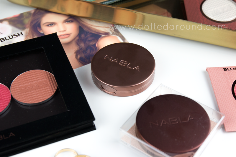Nabla blush blossom review