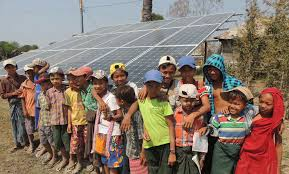 Mianmar lança proposta para o telhado fotovoltaico