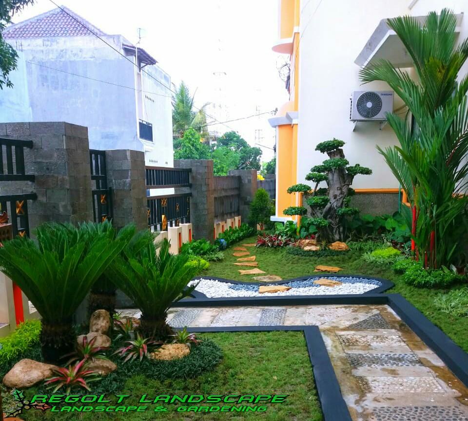 Jasa Tukang Taman Di Kota Malang