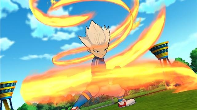 Inazuma Eleven GO Strikers Screenshot-3