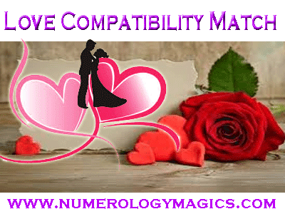 numerologist for Love Compatibility Match