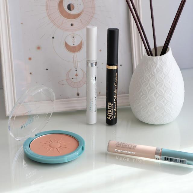 Naturalne kosmetyki do makijażu Alterra - czy warto?