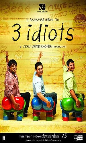3 Idiots (2009) Full Hindi Movie Download 720p Bluray