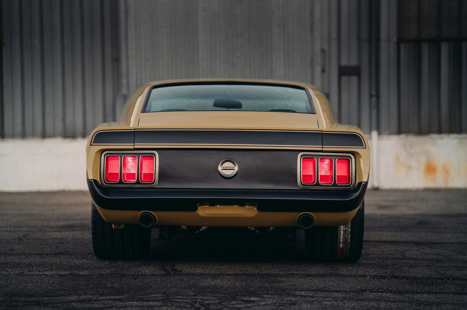 Speedkore Creates Special Ford Mustang Boss For Robert