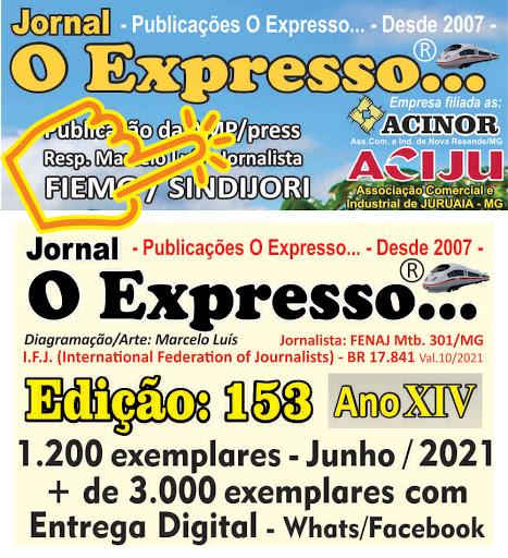 Jornais O EXPRESSO...