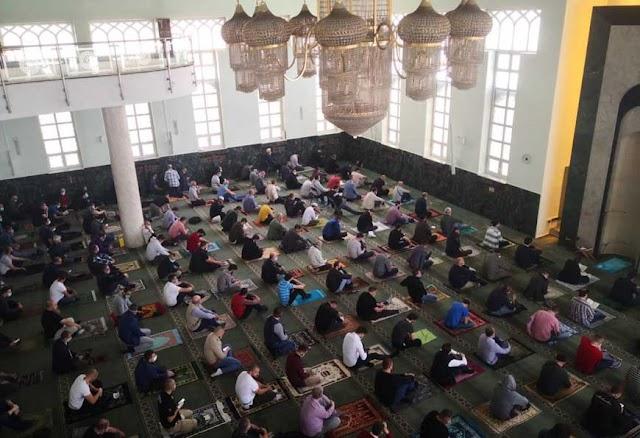 Džamije u Crnoj Gori ponovo otvorene za vjernike