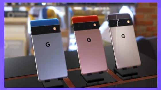جميع تسريبات هاتف بيكسل 6 والنسخة الاحترافية