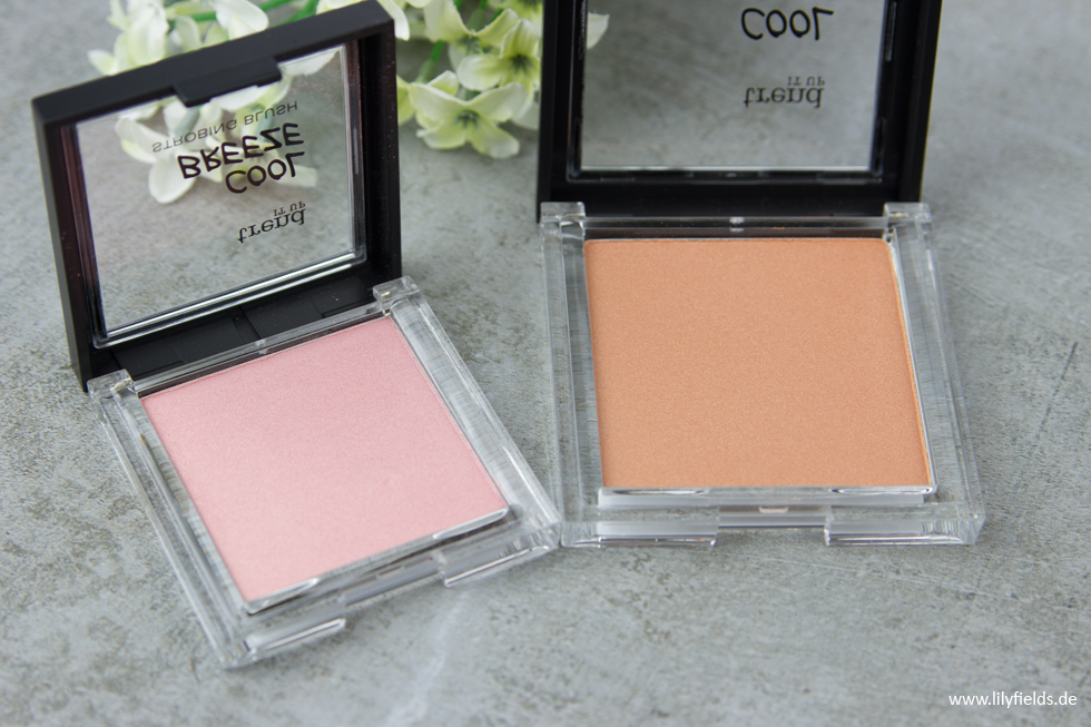 trend it up - Cool Breeze - Strobing Powder und Strobing Blush