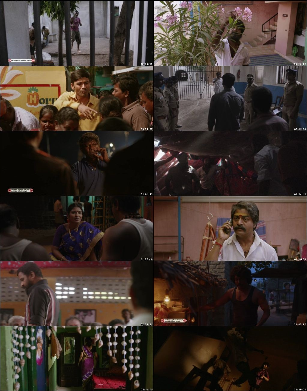 Vada Chennai 2019 Hindi Dubbed Movie Online Watch