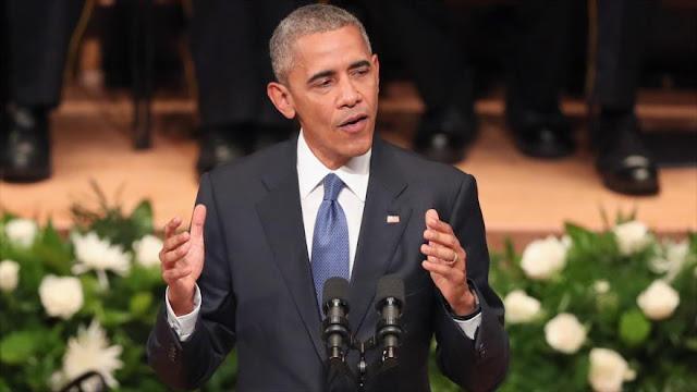 Obama admite que hay racismo contra las minorías en EEUU